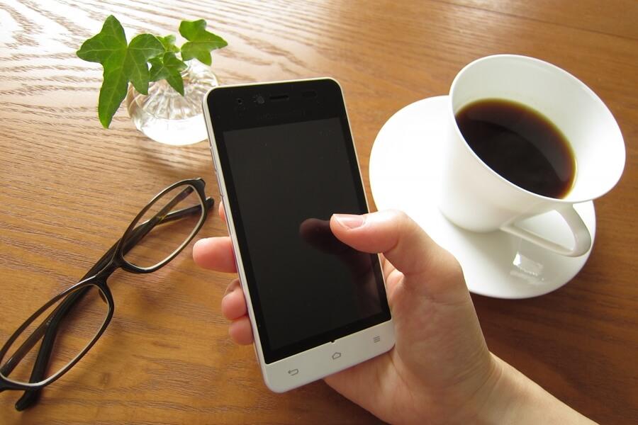 スマートフォンユーザーの増加に合わせて